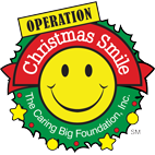 Caring Big Foundation's Operation Christmas Smile