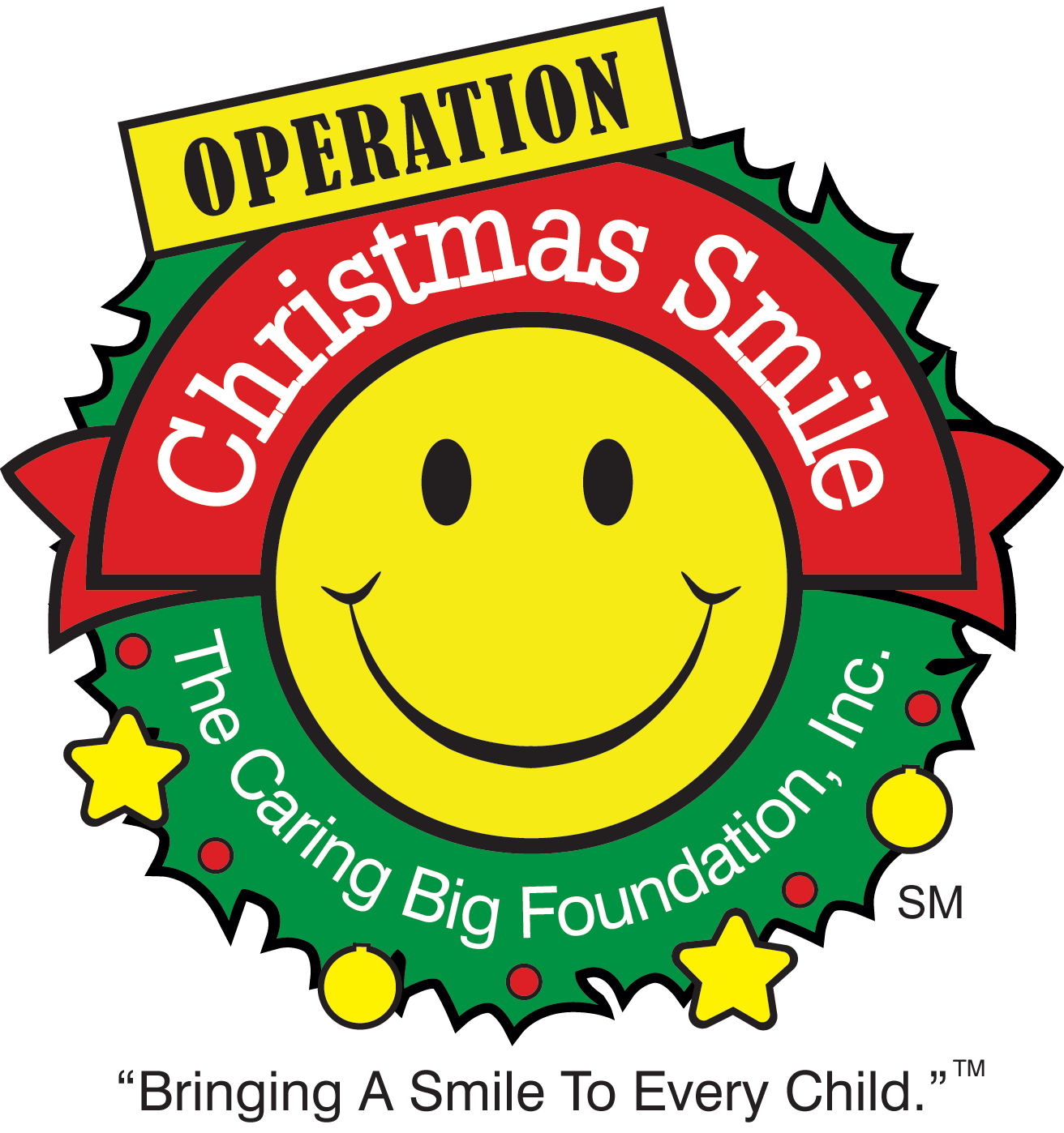Caring Big Foundation's Operation Christmas Smile – 2014 Winter Drive